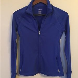 Gap Body zip up XS